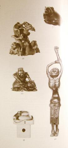 Sotheby Parke Bernet Auction Catalogue -Netsuke/Inro/Lacquer - 1979 Kahala Hilton - Sample Page