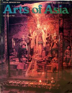Arts of Asia - July/Aug 1984