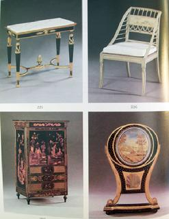 Vintage Sotheby Auction Catalogue: Important Continental Furniture & Tapestries - London 0 05/25/1990 - Sample Page 3