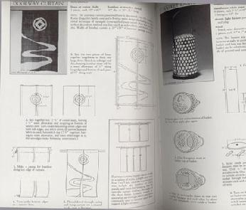 Japanese Crafts and Customs Book Page